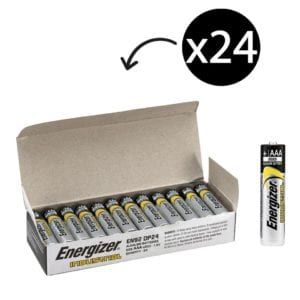 Energizer Industrial Aaa Size Box 24