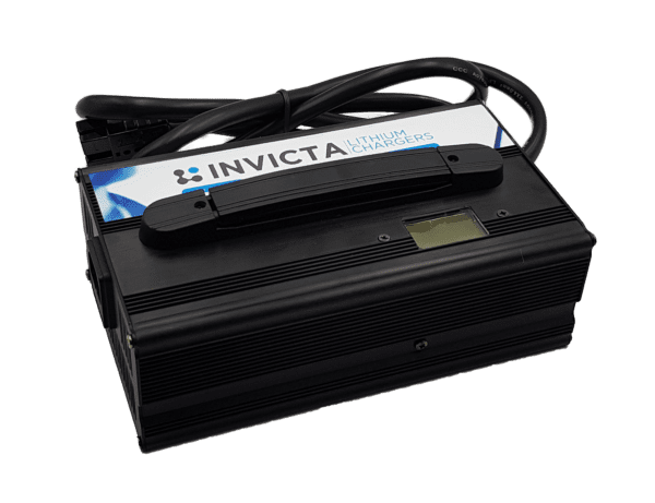Invicta Lithium Charger 24v 36v 20a Ac