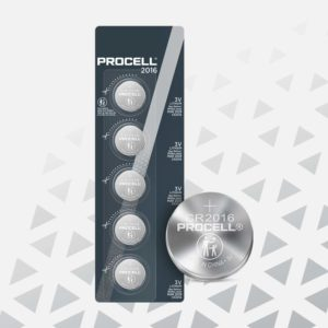 Procell Lithium Coin 2016 5